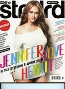 Jennifer Love Hewitt in a Sexy Photoshoot For The Stndrd Magazine's Spring 2013 Issue - Exclusive Scans