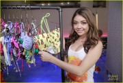 Sarah Hyland - Op pool party in NYC 3/18/13