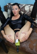 A bottle of wine for relaxation and of course fisting - HotKinkyJo (SiteRip/HotKinkyJo/FullHD1080)