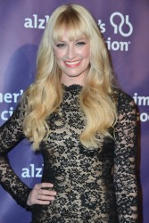 "Beth Behrs - 21st Annual ""A Night At Sardi's"" Gala in Beverly Hills 3/20/13"