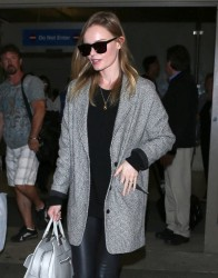 Kate Bosworth - at LAX Airport 3/22/13