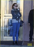 Rachel McAdams - out in Boston 3/24/13