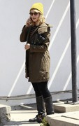 Dianna Agron - out in LA 3/27/13