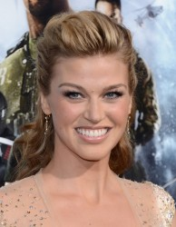 Adrianne Palicki - 'G.I. Joe: Retaliation' premiere in Hollywood 3/28/13