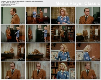 TERI GARR legs - The BobNewhart Show - confessions of an orthodontist