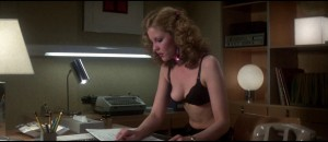Nancy allen dressed to kill lingerie tits