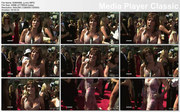 MARILYN MILIAN cleavage - 35th Annual Daytime Emmy Awards - VIDEO - cleavage