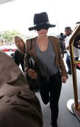 Jennifer Lawrence - at LAX Airport 4/30/13