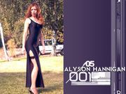Alyson Hannigan : Sexy Wallpapers x 10