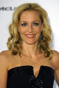 "Gillian Anderson, ""Dîner des Grands Chefs"" London 2013, 22/04/2013"