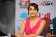 "Bipasha Basu media meet for movie ""Jodi Breakers"""