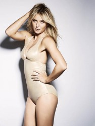 Maria Sharapova - Esquire Latin America - May/June x4