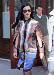 Katy Perry - leaves her hotel in NYC 5/3/13