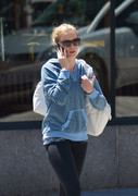 Emily Blunt - out in NYC 5/4/13