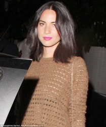 Olivia Munn - leaves the Chateau Marmont in Hollywood 5/4/13