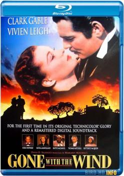 Gone with the Wind 1939 m720p BluRay x264-BiRD