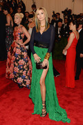 Ivanka Trump - 2013 Met Gala in NYC 5/6/13