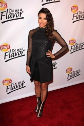 Eva Longoria - Lay's 'Do Us A Flavour' contest at Beso in Hollywood 5/6/13