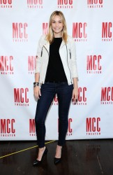 Leslie Bibb - 'Reason To Be Happy' photocall in NYC 5/7/13