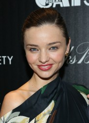 Miranda Kerr - The Cinema Society's screening of 'The Great Gatsby' in NYC 5/7/13