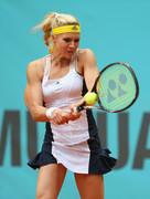 Maria Kirilenko - Mutua Madrid Open Day 5 in Madrid 5/8/13