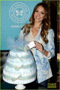 Jessica Alba - The Honest Company's Ultimate Baby Shower in NYC 5/7/13