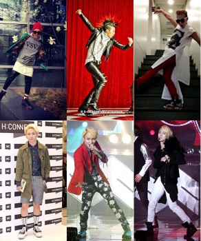 [Random] Senso de moda de Key e G-Dragon os tornam nos ídolos fashionistas mais proeminentes Cffc4f253473409