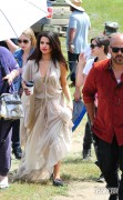 Selena Gomez - Behind The Scenes of Her Come & Get It Music Video - 275 HQ Pics