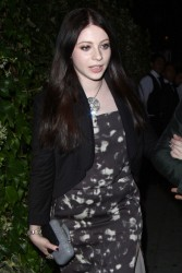 Michelle Trachtenberg - leaves the Chateau Marmont in Hollywood 5/9/13