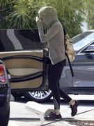 Katy Perry - leaving a studio in LA 5/13/13