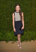 Hailee Steinfeld - Vogue & MAC Cosmetics dinner in LA 5/13/13