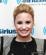Demi Lovato - Visits SiriusXM Studios (may 14th, 2013)