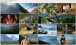 Alpy z lotu ptaka / Alps from above (Season 1) (2012) PL.DVBRip.XviD / Lektor PL