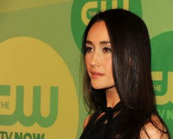 Maggie Q - CW Network 2013 Upfront in NYC 5/16/13