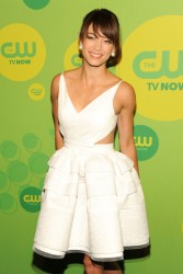 Kristin Kreuk - CW Network 2013 Upfront in NYC 5/16/13