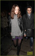 Keira Knightley - at a private member's club in London 5/15/13