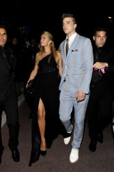 Paris Hilton - Leaving a party in Cannes 5/18/13