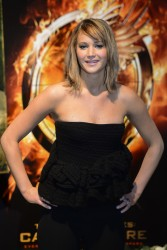 Jennifer Lawrence - 'The Hunger Games: Catching Fire' photocall at the 66th Cannes Film Festival 5/18/13