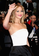 Jennifer Lawrence Jimmy P Premiere at the 66th Cannes Film Festival 10