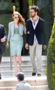 Jessica Chastain - out in Cannes 5/19/13