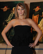 Jennifer Lawrence The Hunger Games Catching Fire Photocall 5