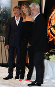Jennifer Lawrence The Hunger Games Catching Fire Photocall 32