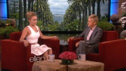 Hayden Panettiere on The Ellen DeGeneres Show - May 21, 2013
