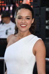 Michelle Rodriguez - 'Fast & Furious 6' premiere in LA 5/21/13
