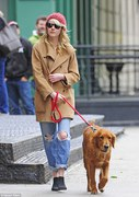 Emma Stone - out in NY 5/26/13