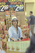 Jessica Alba - at Whole Foods in LA 5/27/13