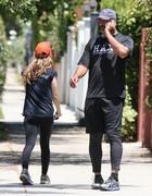 Eliza Dushku - out in West Hollywood 5/28/13