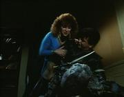 Upiory / Spookies (1986) PL.DVDRip.XviD-NoName / Lektor PL