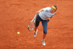 Victoria Azarenka - 2013 French Open Day 4 in Paris 5/29/13
