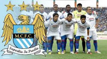 manchester city logo, pemain arema indonesia